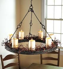 pillar candle round chandelier chandelier exciting round candle chandelier rustic candle chandelier round black stone chandelier