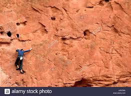 Rock Climbing Garden Of The Gods Rock Climbing In The Garden Of The Gods Colorado Springs