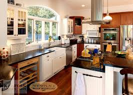 Paint Finish For Kitchen Cabinets Kitchen Cabinets In White Paint Finish And Other Paint Finishes