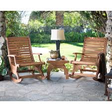 Rocking Chair Teak Wood Rocking Wood Rocking Chair Outdoor Ideas Home U0026 Interior Design