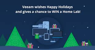 announcing veeam annual holidays giveaway