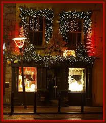 Christmas Decorations For Shop Front by 106 Best Irish Christmas Images On Pinterest Irish Christmas