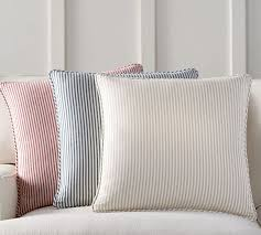 Pottery Barn Kilim Pillow Cover Wheaton Stripe Pillow Cover Pottery Barn