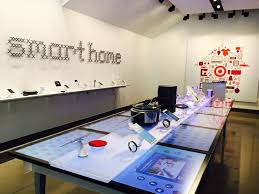 home alive the u201cinternet of things u201d is showcased with target