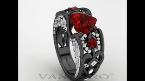 Vancaro Wedding Rings by Vancaro Heart Shaped 925 Sterling Silver Angel Wing Ring Youtube