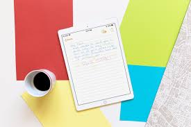 how to add lines and grids to a note in the notes app on iphone