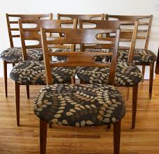 6 Dining Room Chairs by Dining Room Lovable Mid Century Modern Dining Chairs Furnishing