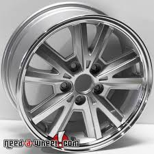 mustang replica wheels 16 ford mustang replica wheels 2005 2009 machined replace rims