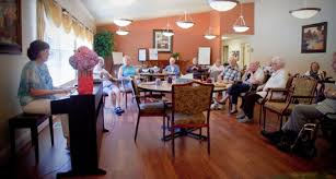 Caro Mi Dining Room - life enrichment u0026 dining heritage hill assisted living caro mi