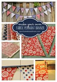 best 25 fabric banners ideas on diy bunting for