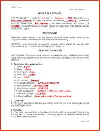 As Is Vehicle Bill Of Sale by Bill Of Sale Example Sample Bill Of Sale Jpg Sponsorship Letter