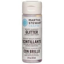 martha stewart crafts multi surface metallic acrylic craft paint