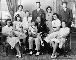john f kennedy children joe kennedy family man america magazine