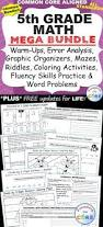 Common Core Math Worksheets 17 Best Images About Tpt Common Core Collection And More On