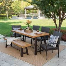 Patio 21 Ultimate Small Patio by Wood Patio Furniture Outdoor Seating U0026 Dining For Less