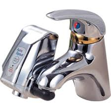 automatic kitchen faucet auto spout convert any kitchen or bathroom faucet into automatic