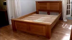 Oak Bed Here Is A Video Showing The Nevis Extra Strong Oak Bed In More
