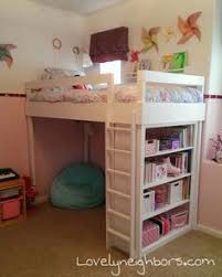 Little Girls Bunk Bed by I Want To Make This Diy Furniture Plan From Ana White Com A