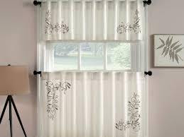 Walmart Kitchen Curtains by Kitchen Modern Kitchen Curtains And 40 White Kitchen Curtains