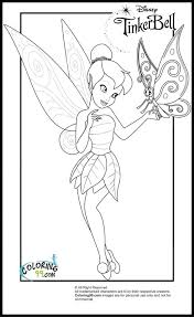 peter pan mermaid coloring pages disney free colouring pictures