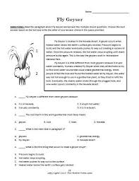 reading comprehension test for grade 4 148 best common core images on pinterest learning reading