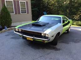 1970 dodge challenger ta for sale dodge challenger coupe 1970 lime green for sale jh23job285511