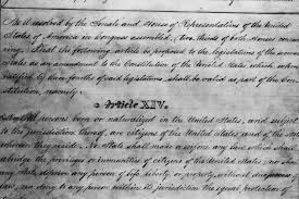 helped write the federalist papers u s citizenship test questions draft of the 14th amendment
