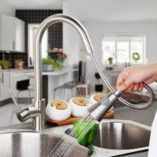 Pullout Kitchen Faucets Compare Prices On Pullout Kitchen Faucet Online Shopping Buy Low