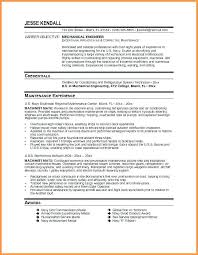 maintenance technician resume engineer technician resume maintenance resume template