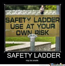 Ladder Meme - safety ladder by toscacat meme center