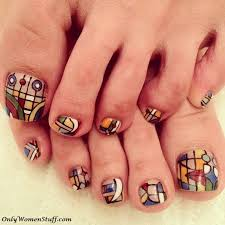 30 cute toe nail designs ideas easy toenail art