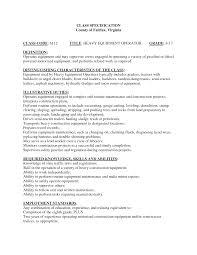 Maintenance Job Description Resume Machine Operator Duties Machine Operator Job Description Machine