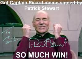 Picard Meme - our top five jean luc memes for captain picard day portland monthly