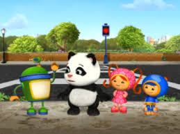panda joe team umizoomi wiki fandom powered wikia