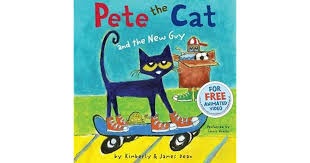 pete the cat and the new by dean