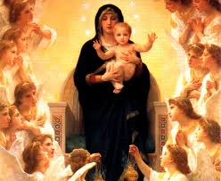 mother mary caring child jesus pictures free christian wallpapers