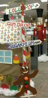 company holiday party decorating ideas holiday office door