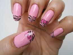 cute nails opi pink friday nicki minaj collection