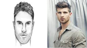 mens hairstyles for oblong faces hairstyles for men with an oblong face shape stylish new haircut