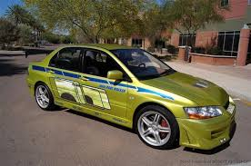 fast and furious evo mitsubishi evo vii in 2 fast 2 furious for sale on ebay