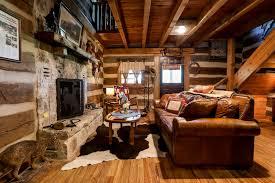 happy trails log cabin fredericksburg tx area