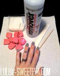 soaking off gel polish with nailmates nailmates inc nailmates inc