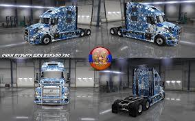 american volvo trucks volvo american truck simulator mods ats mods part 2