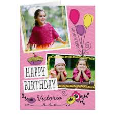 custom birthday cards doodle greeting cards zazzle