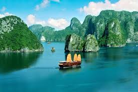 beautiful places and national parks halong bay vietnam tourism