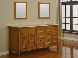 Two Sink Vanity 70