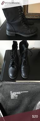 target womens boots black mossimo target moto boots sz 6 5 worn once s brit combat