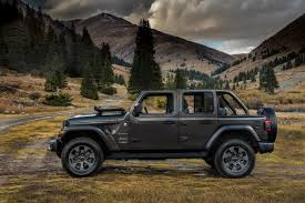 jeep station wagon 2018 2018 jeep wrangler jl official specs and details
