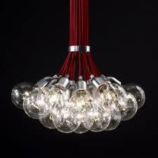 Light Bulb Chandeliers 7 Best Lightbulb Chandeliers Images On Pinterest Chandeliers