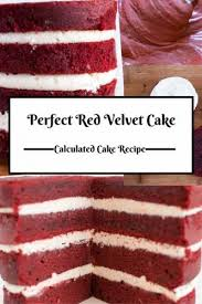 calculated cake recipes designed for cake decorating business